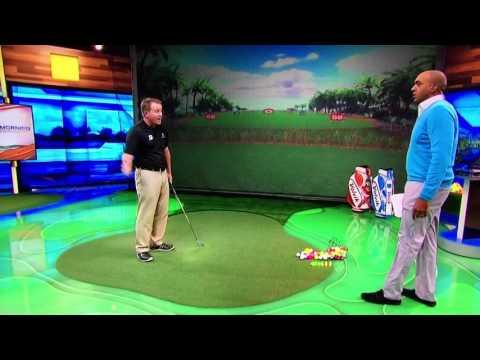 Flighting the Ball Low - Chris O'Connell, PGA - Matt Kuchar's Coach (2016)