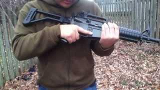 [9.43 MB] Airsoft Gun Review: JG M4 PDW/CQB