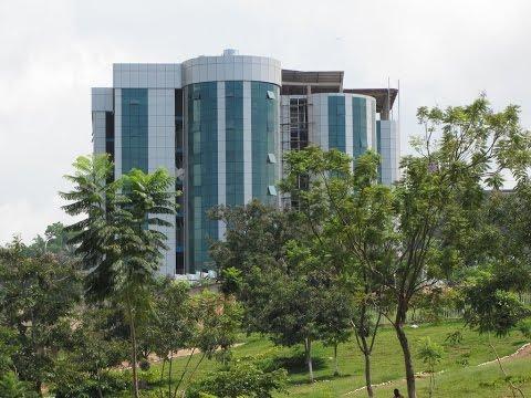 Bujumbura, beautiful city in Burundi, at the shore of Lake Tanganyika, coffee,  copper, cotton,