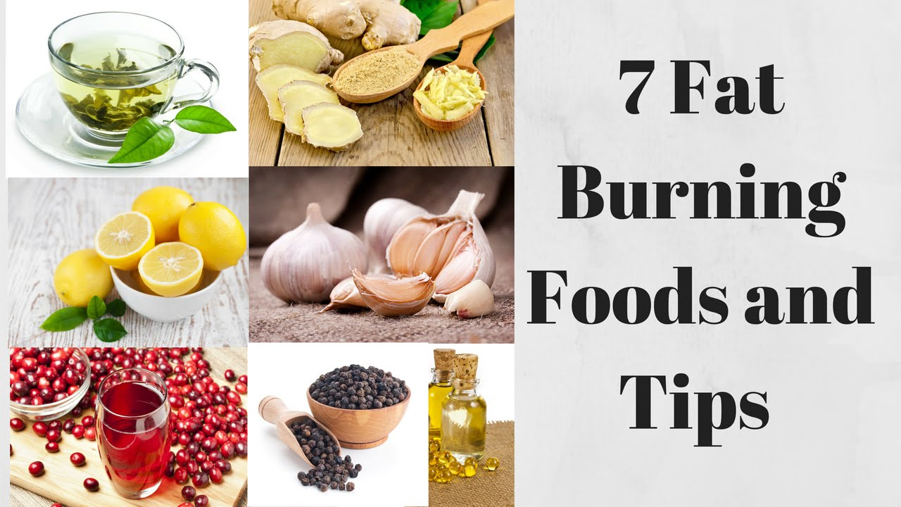 Foods Burn Body Fat