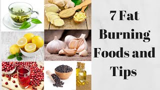 How To Burn Body Fat Naturally | Best Fat Burning Tips For Women