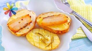 Картошка с салом по рецепту Олега Собчука! – Все буде добре. Выпуск 830 от 21.06.16