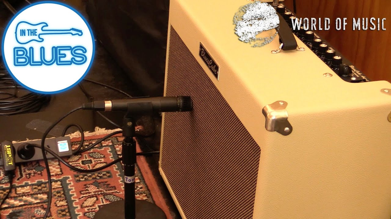 roland blues cube artist amplifier testing all features with