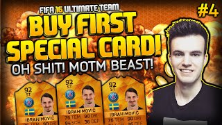 MOTM BEAST! - BUY FIRST SPECIAL CARD (LEGENDE/HERO/MOTM/INFORM) - FIFA 16 Ultimate Team #4