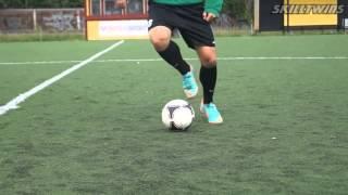 #1: Học kỹ thuật qua người thường dùng trong bóng đá