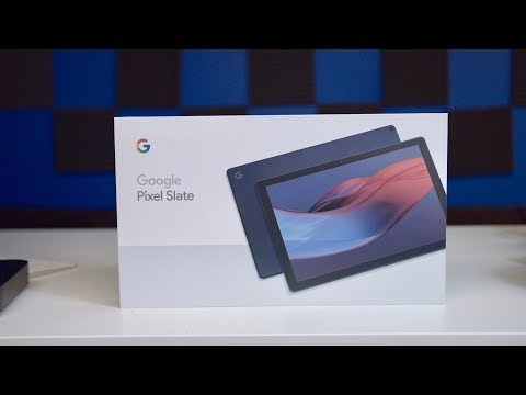 Apple Sheep Unboxes Pixel Slate