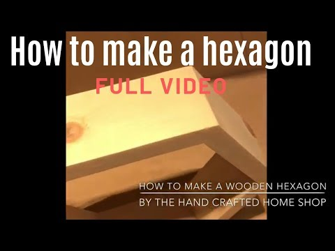 how to make a hexagon shelf diy step by step guide honeycomb shelfs
