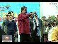 Maduro pide al CNE auditar el 100% de la ANC tras denuncias de Smartmatic