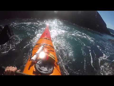 Sea Kayaking Marlborough Sounds - Waikawa To Whites Bay