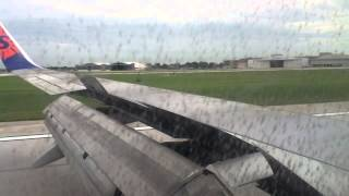 ONBOARD: Sun Country Airlines Boeing 737-700 LANDING Chicago Midway Airport