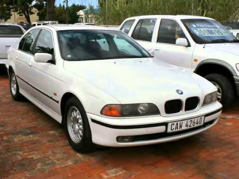 2000 Bmw 5 Series 523i 4dr Auto For On Trader South Africa