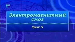 Урок 5. Влияние электромагнитного излучения на человека