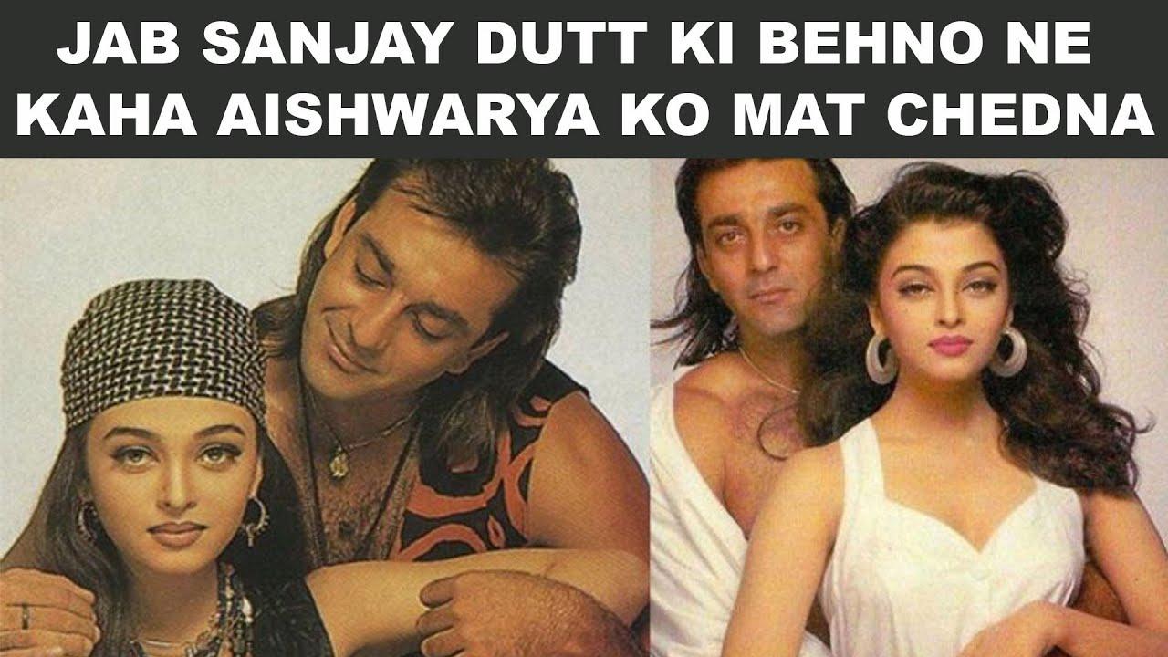 Sanjay Dutt Sisters Warning to Sanjay Dutt don't keep ...