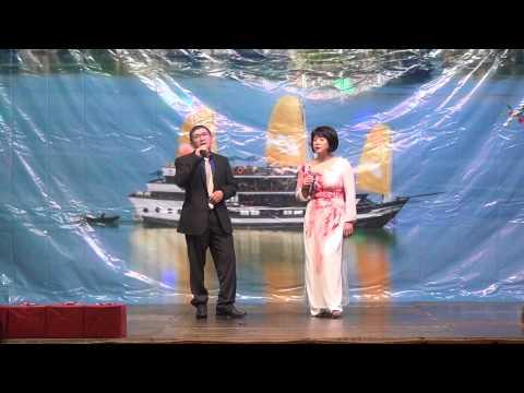 Tet 2015 : Chua Thien Minh - Cho toi duoc mot lan, Kim cuc va Huu Tin