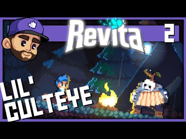 LIL' CULTEYE! | Revita Early Access Playthrough - Episode 2