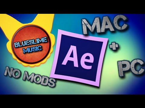 How to Make an Audio Spectrum or Visualizer In Adobe After Effects!! NO MODS!! [ Like Trap Nation ]