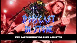 Iced Earth Interview - Luke Appleton