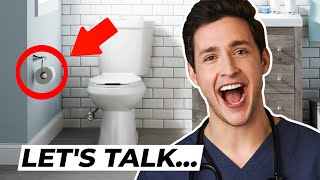 18_CRAZY_Facts_About_Your_Bathroom_|_Wednesday_Checkup