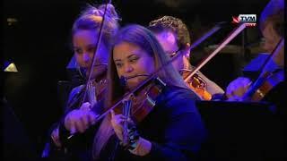 Ozzy Lino at the Valletta 2018 Opening (Tenishia & The Malta Philarmonic Orchestra)