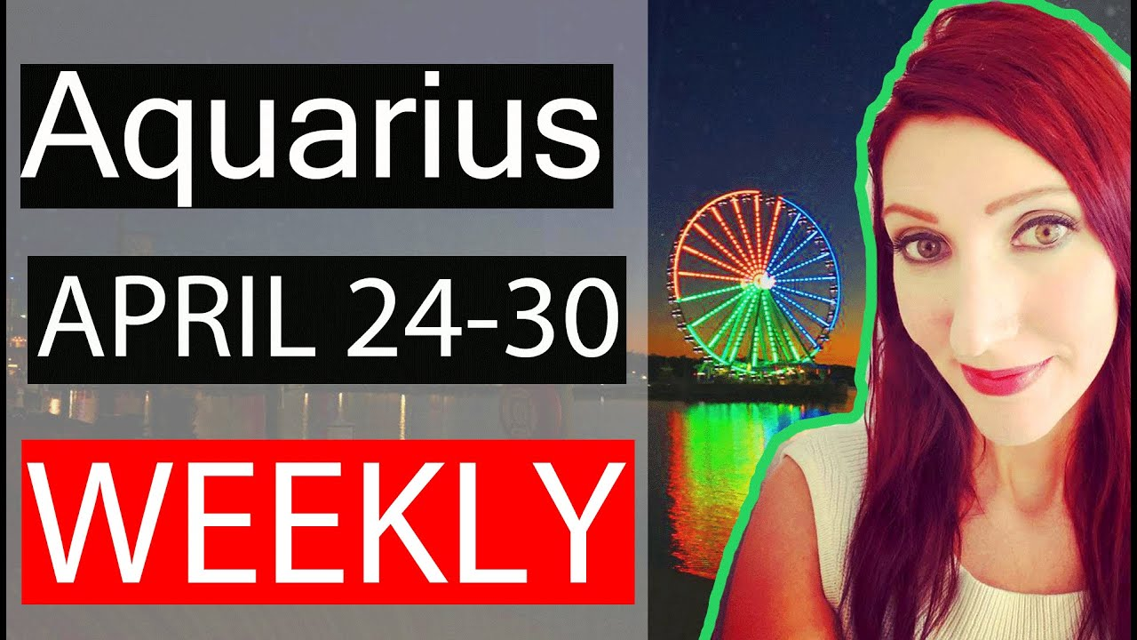 Aquarius, Weekly Love Soulmate Tarot