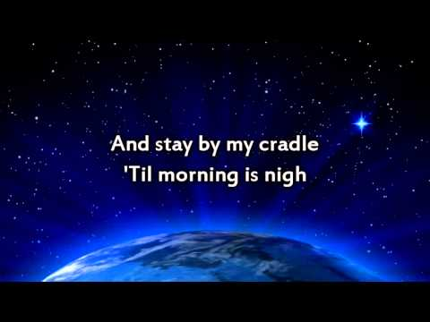 Casting Crowns - Away in a Manger - Instrumental with lyrics