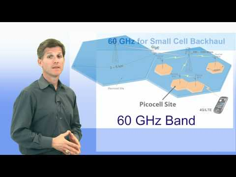 Small Cell Backhaul Architecture