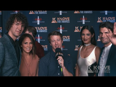 K-LOVE FAN AWARDS 2016 - Red Carpet with Mike Donehey & For King and Country