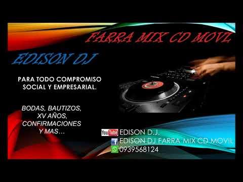 DUROS DE TABACUNDO PROYECTO CORAZA GRUPO JARY JARY  MEGAMIX  EDISON DJ