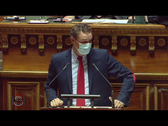 Pierre-Jean VERZELEN : Débat à la suite du Conseil européen des 15 et 16 Octobre 2020