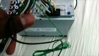 Sony Double DIN Receiver Install (Part 1) - Car Stereo Wiring Explained (How to Video)