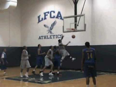 Back to Back Dunks - Noel Powell - Apex Academy