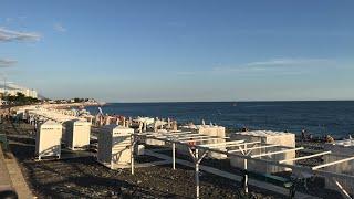 Пляж в Сочи . Бархатный Сезон продолжается!