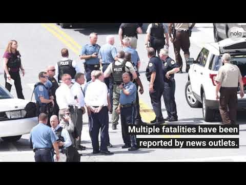 5 Dead in Annapolis Newspaper Shooting