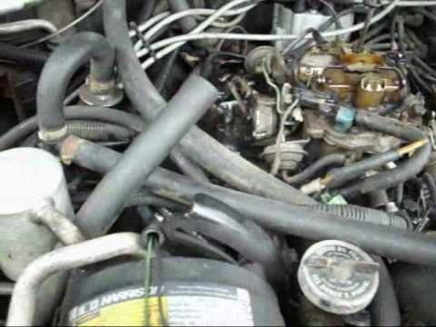 1986 cutlass supreme changing carb youtube rh youtube com