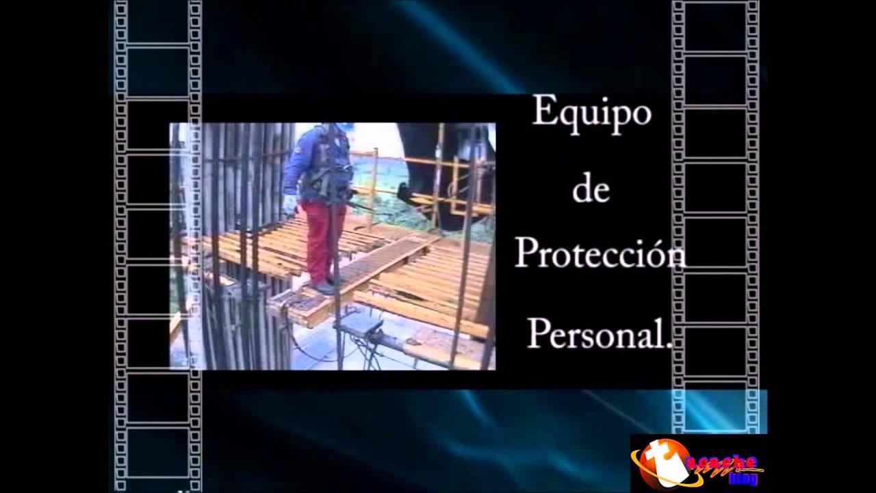 Definiciones de la nom 001 stps 2008 youtube for Escaleras nom 001