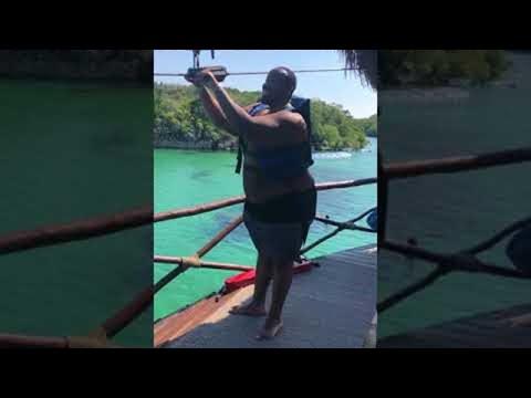 Zip Line Vacation Fail || ViralHog