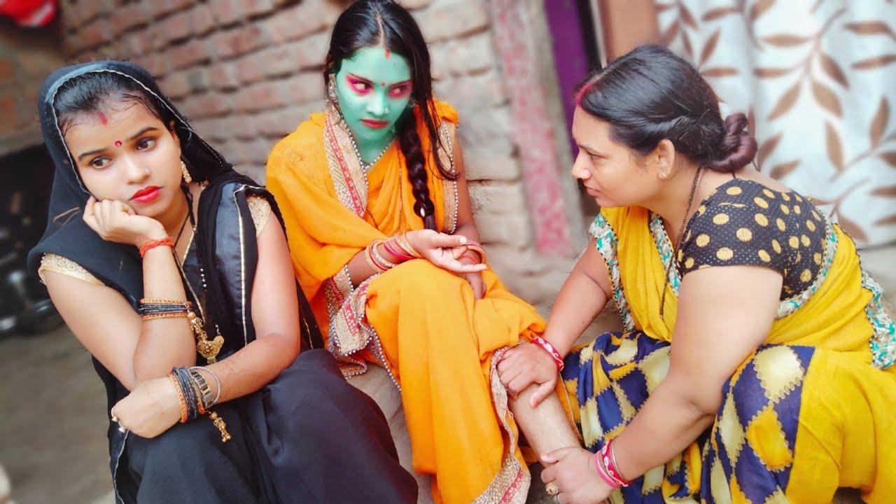 कुलक्ष्मी बहु का आतंक, देखिये ये लड़की अपने ही सास से कैसे पैर दबवा रही है। |IMR BHOJPURIYA