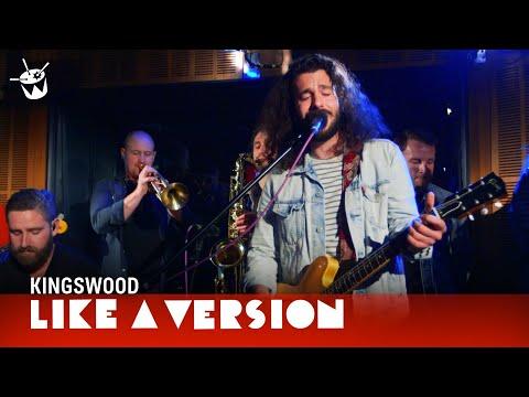 Kingswood - 'Golden' (live on triple j)