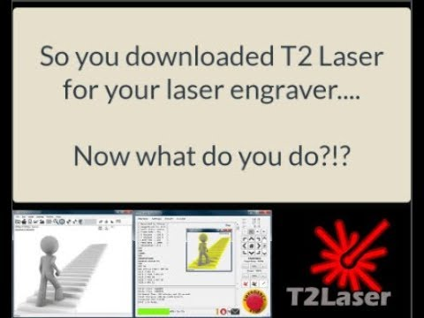 I Downloaded T2 Laser Now What?