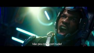 Círculo de Fogo 2: A Revolta - Trailer HD Legendado