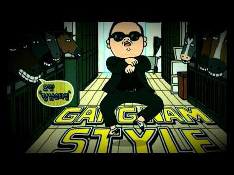3Ball Mty Gangnam Style (Dj Sheeqo Beat) 2012