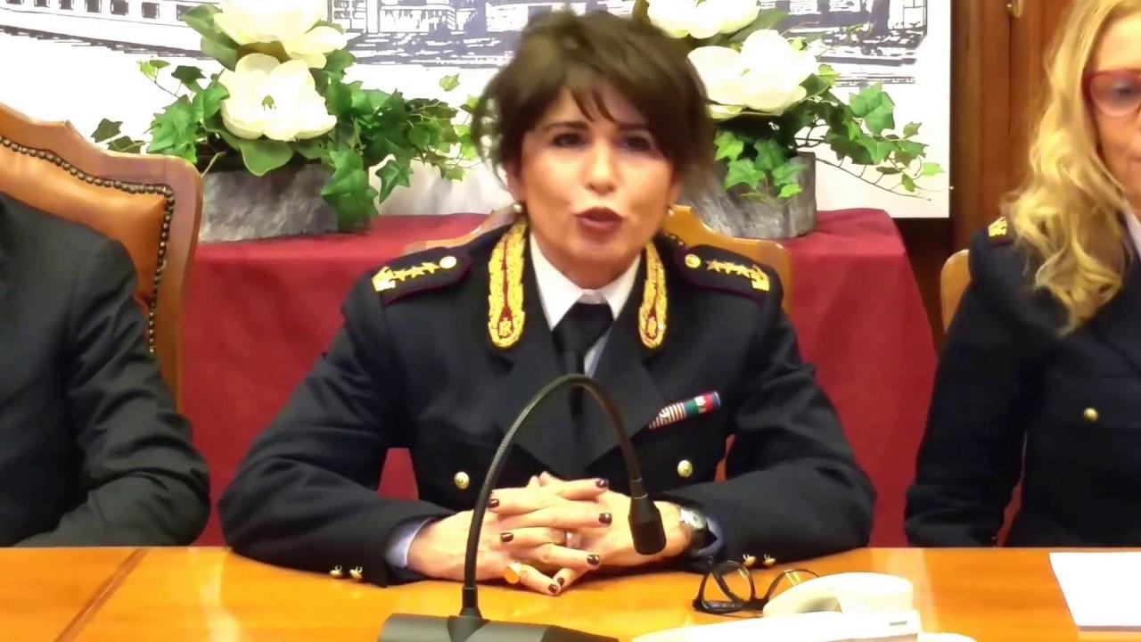 Questura di Genova. Ecco il nuovo Capo della Sqaudra Mobile - YouTube