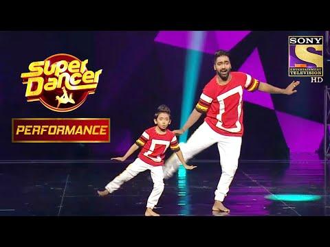 "Saksham's Killer Performance On ""Dene Wala Jab Bhi Deta"" | Super Dancer Chapter 3"