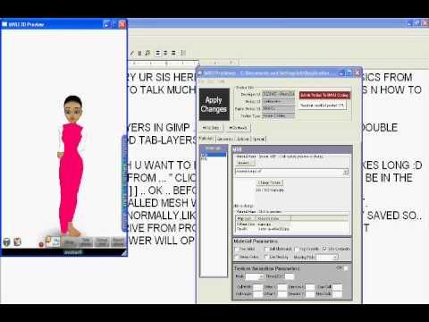 37bac7f5d85f How to create clothes on imvu - YouTube