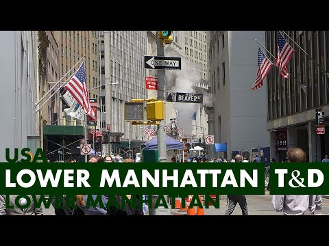 New York Guide: Lower Manhattan - Travel & Discover