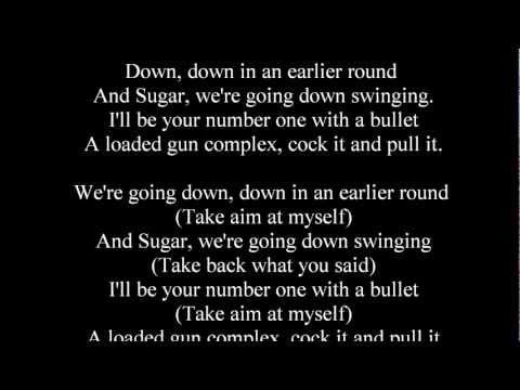 Sugar swinging lyrics — photo 15