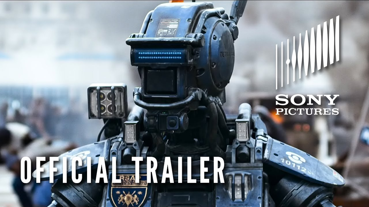 Chappie Official Trailer Hd Youtube