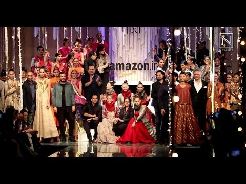 IndiaModern By 9 Designers | Grand Finale | Full Show | India Fashion Week Fall/Winter 2016/2017