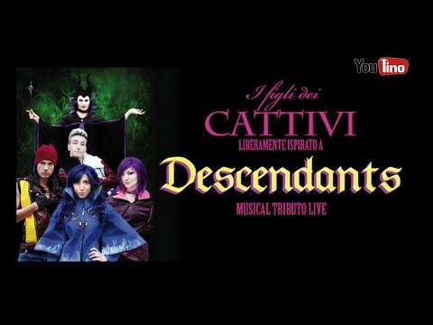 """""""Descendants"""" il musical al TiburTino Shopping Center"""