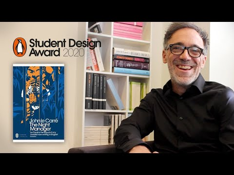 'The Night Manager' Briefing Notes | Penguin Student Design Award 2020